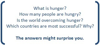 Essential questions on food security that require answers