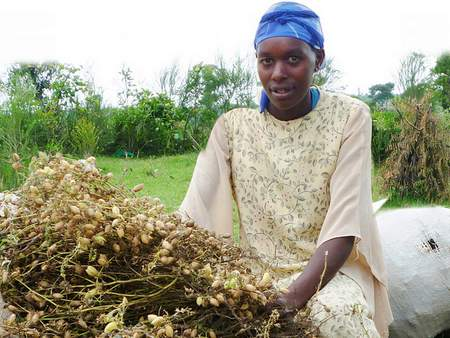 Women farmers need the same access to land and inputs as men.